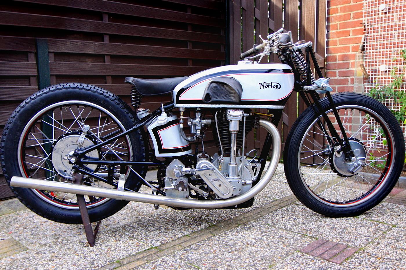 1930 norton cs1 tt for The norton