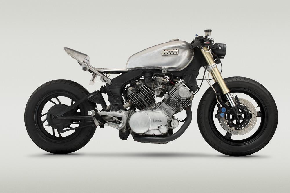 Yamaha XV 750 Virago Reciprocity
