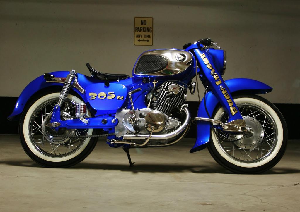 1966 Honda 305 Dream - Pipeburn.com