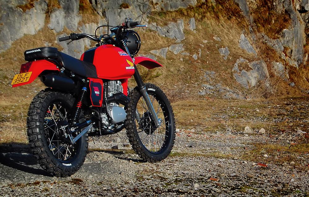 Honda Xr500 Desert Racer Pipeburn Com