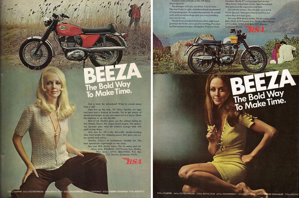 vintage honda motorcycle ads. vintage motorcycle ads honda