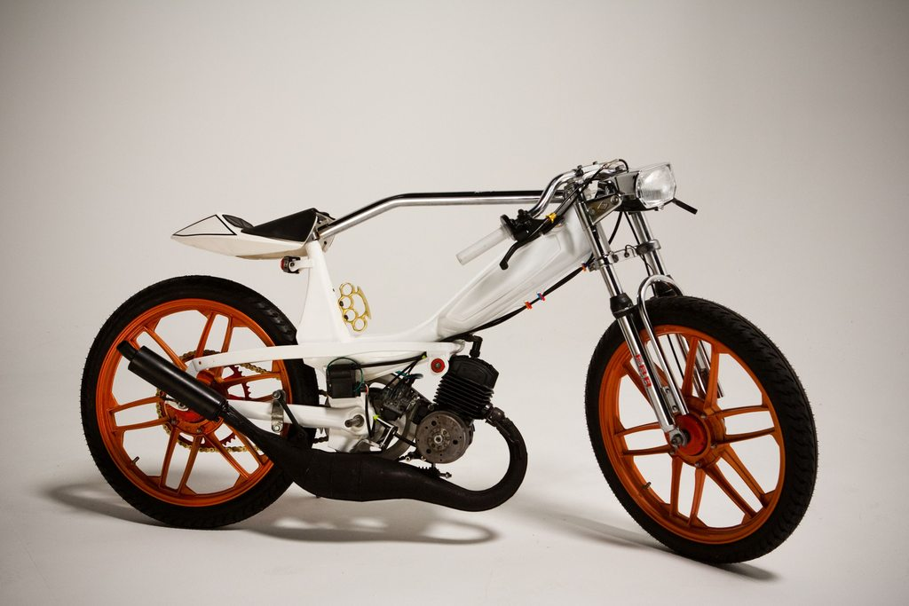 1978 Motobecane Moped