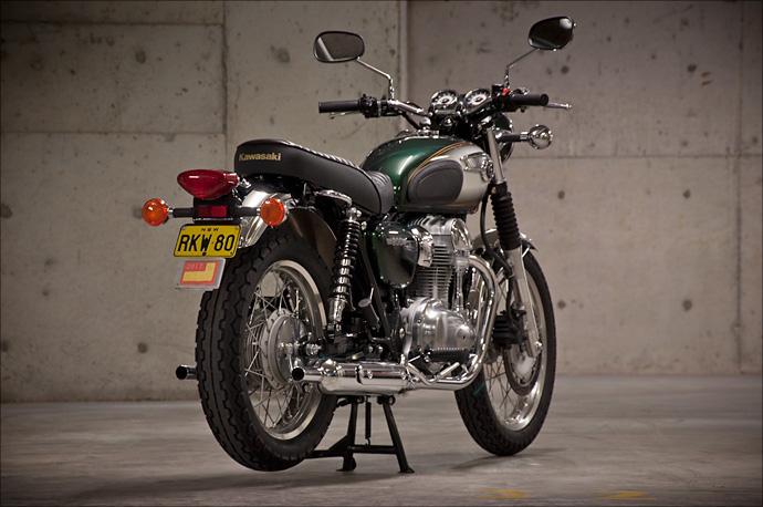 Kawasaki W Motorcycle For Sale