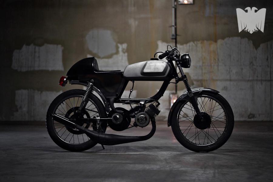 Custom mopeds 16