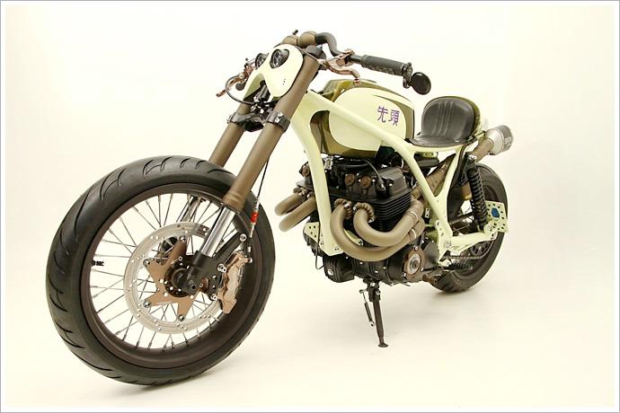Honda CB836CR Sentoh - AFT Customs   Honda, Custom