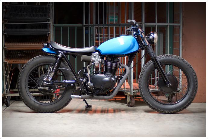 1973 Honda XL 285 - Pipeburn.com