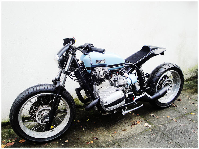 1974 BMW R75 Krautmotors Street Tracker