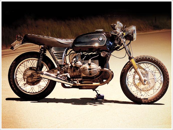 1980 Bmw R807 Café Racer Pipeburncom