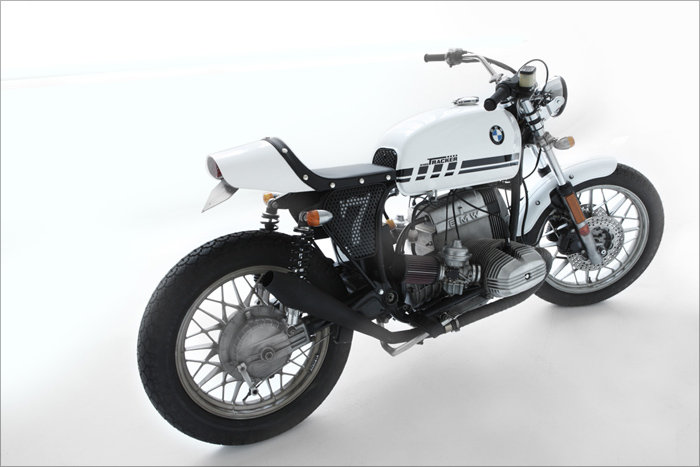BMW R100 Tracker – Fuel Bespoke Motorcycles