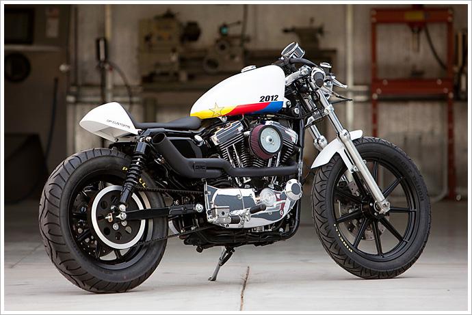 DP Customs 99 Harley Sportster