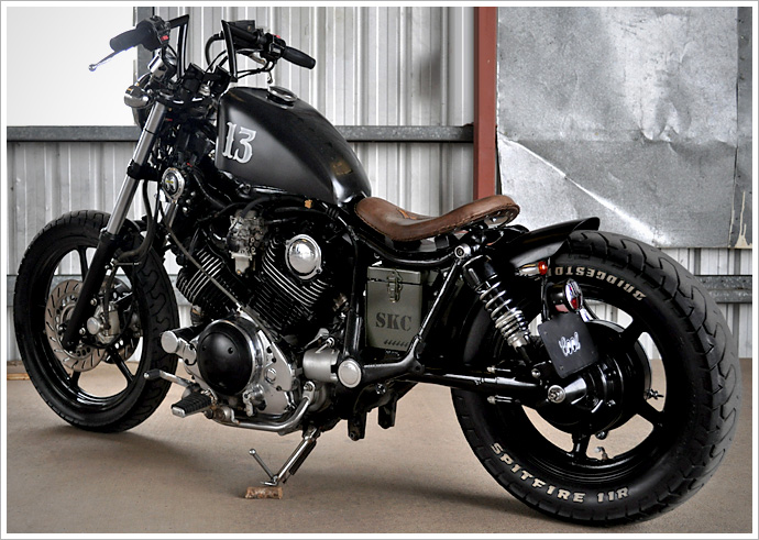 And The Virago You See Here, Owned By One Ben Rowe, Is Definitely No  Exception. Those Transformers Ainu0027t Got Nothing On Us Guys.