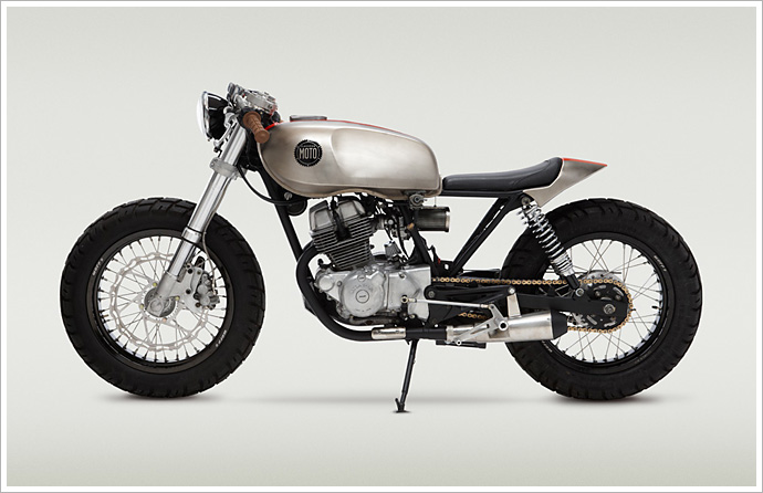 Classified Moto S 92 Honda Cb250 Mohawk 250 Pipeburn Com
