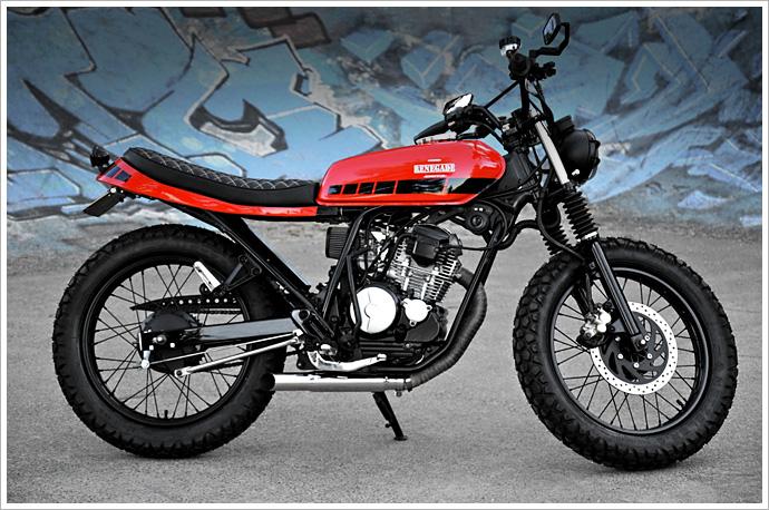 Suzuki Samurai Bike Review