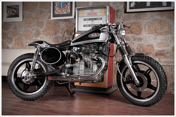 1980 honda cx500 testardo for 1980s honda motorcycles