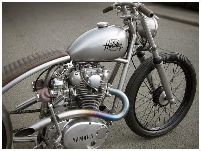 Yamaha XS650 – Holiday Customs - Pipeburn.com