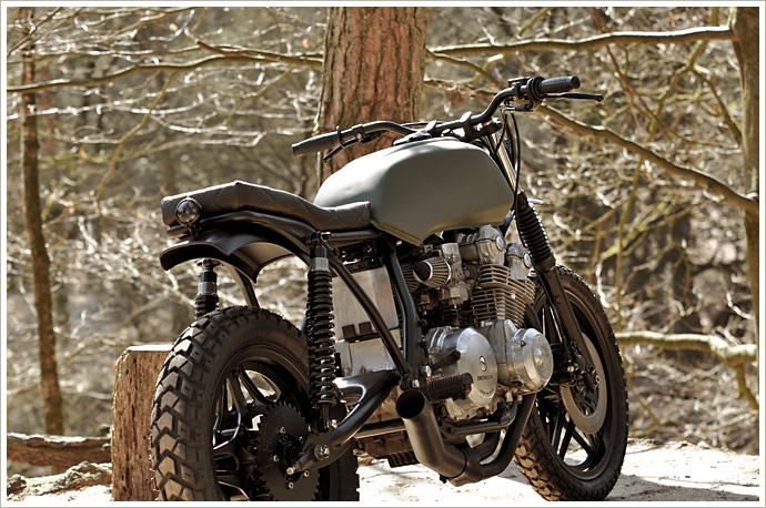 1982 Honda CB750 - Left Hand Cycles - Pipeburn.com