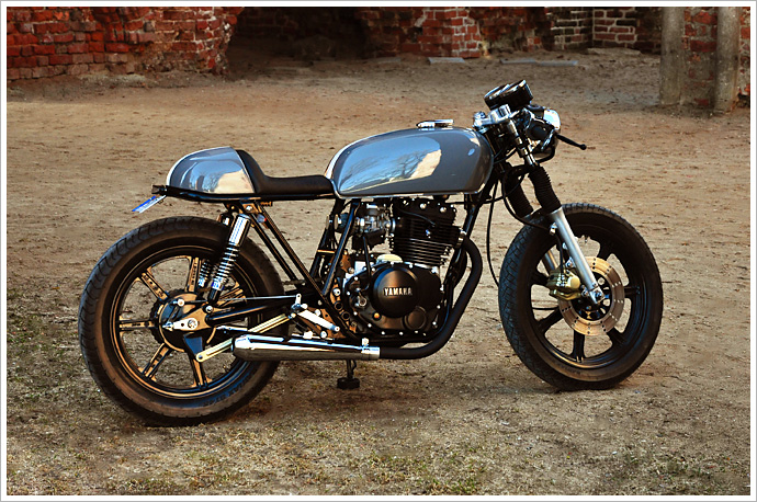 Yamaha Xs400 Volure Cycles Pipeburn Com. 1981 Yamaha Xs 400 Special Ii Cafe Racer ...