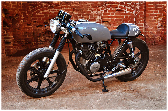 yamaha xs400 volure cycles. Black Bedroom Furniture Sets. Home Design Ideas
