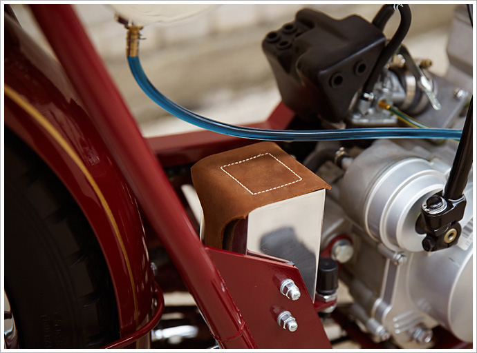 Halcyon 50 Deluxe - Janus Motorcycles - Pipeburn com