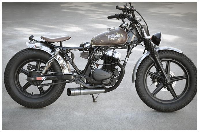 1992 Honda CB250