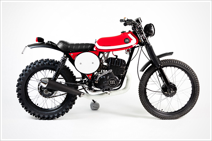 Montessa Enduro 75L – Macco Motors