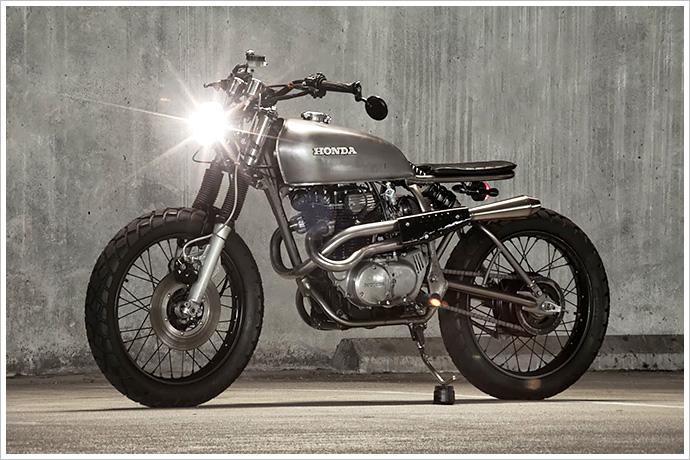 Honda CB360 Doris