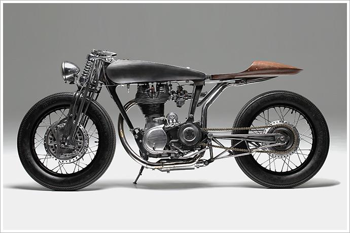 Royal Enfield Bullet 500 Hazan Motorworks