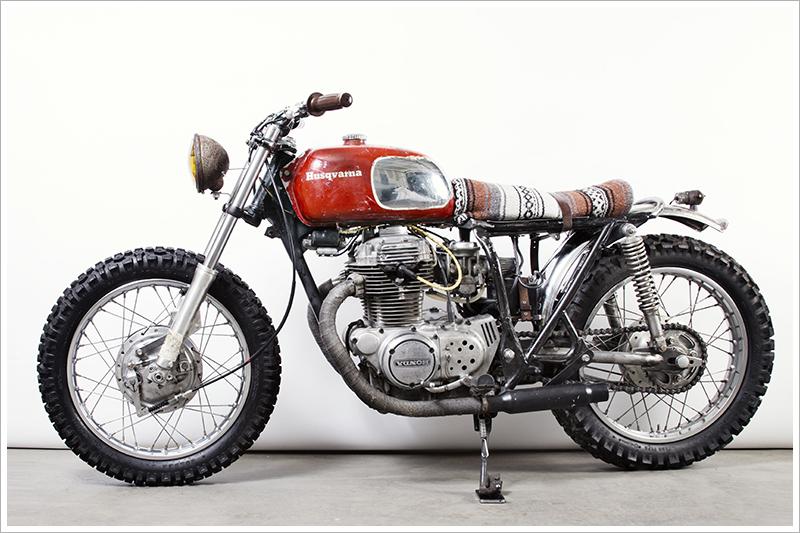 75 Honda CB360T - 'Cowboy' - Pipeburn.com