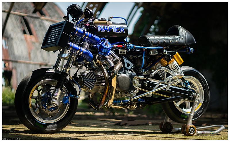 Honda Monkey Turbo by OORacing