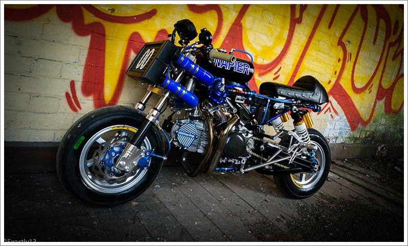 Honda Monkey Turbo by OORacing - Pipeburn com