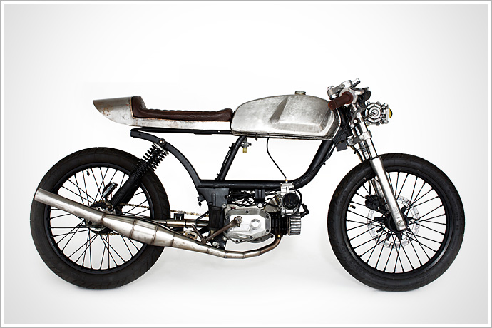 '79 General 5 Star Moped – Rogue Builds