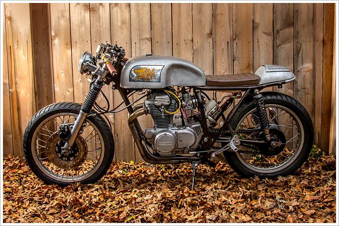 Honda CB360 – Rust Revival & Retro Moto