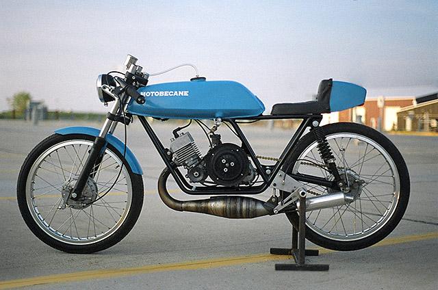 Motobecane Moped Racer – Craig Dueck