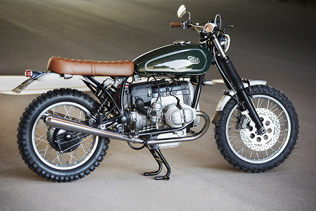 1985 BMW R80 ST by Fuel Motorcycles