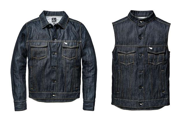 SAINT-denim-jacket