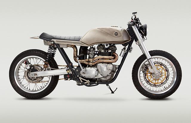 1979 Triumph T140 Bonneville – Classified Moto