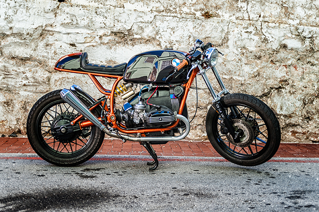 82′ BMW R100RS – Route 62 Customs