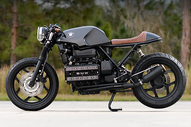 BMW K100RS Cafe Racer – Hageman Motorcycles
