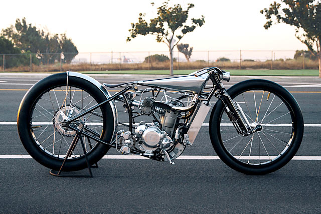 THE MAN WITH FIVE HAZANS. We chat to Bobby Haas from Dallas's Haas Moto Museum