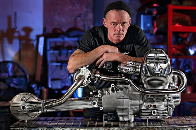 AUSSIE INVASION: Craig Rodsmith Visits the Moto Guzzi Factory