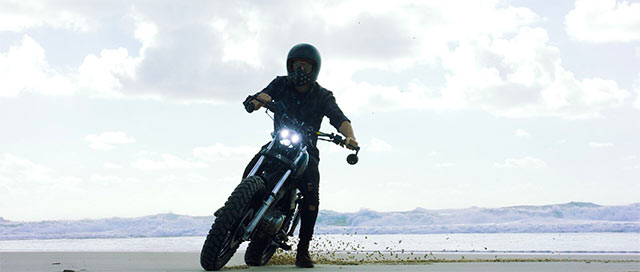 MOTO VIDEO: 'Handcrafted' – A Custom Motorcycle Film