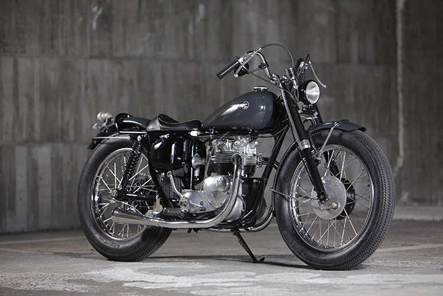 'Chilli Mussel' Triumph T100 by Heiwa Motorcycles