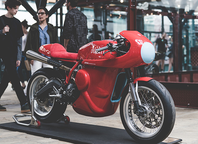 LONDON CALLING. Bike Shed Show 10th Edition