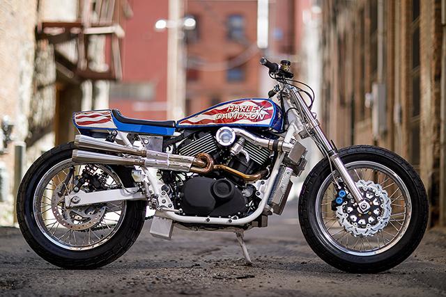 WORLD FIRST: Supercharged Harley-Davidson Street 750