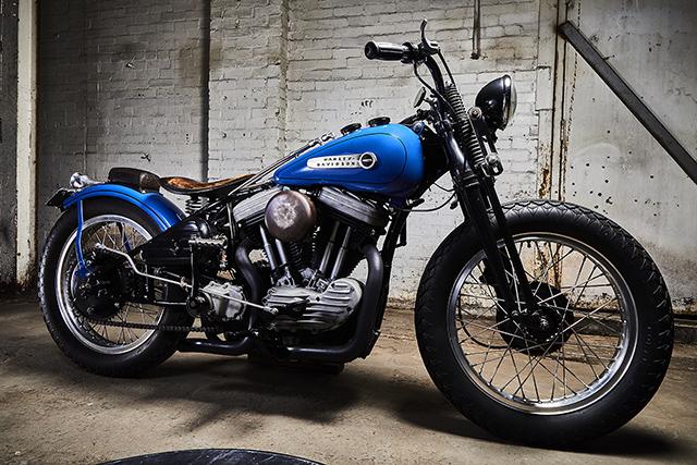 VINTAGE VIBES: 2002 Harley-Davidson Sportster 'Taranis'