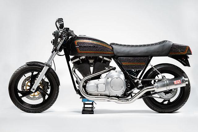 NOSTALGIA GRAB: Harley-Davidson FXR 'Yamahaha'