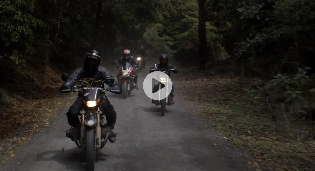 GET LOST. GET FOUND : Lost Moto's Short Film
