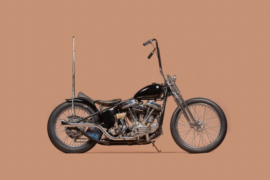 OLD SCHOOL COOL: 1955 Harley-Davidson Panhead by Prism Supply Co.