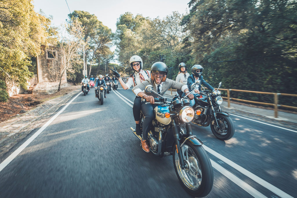 A DECADE OF DAPPER: Celebrating 10 years of The Distinguished Gentleman's Ride.