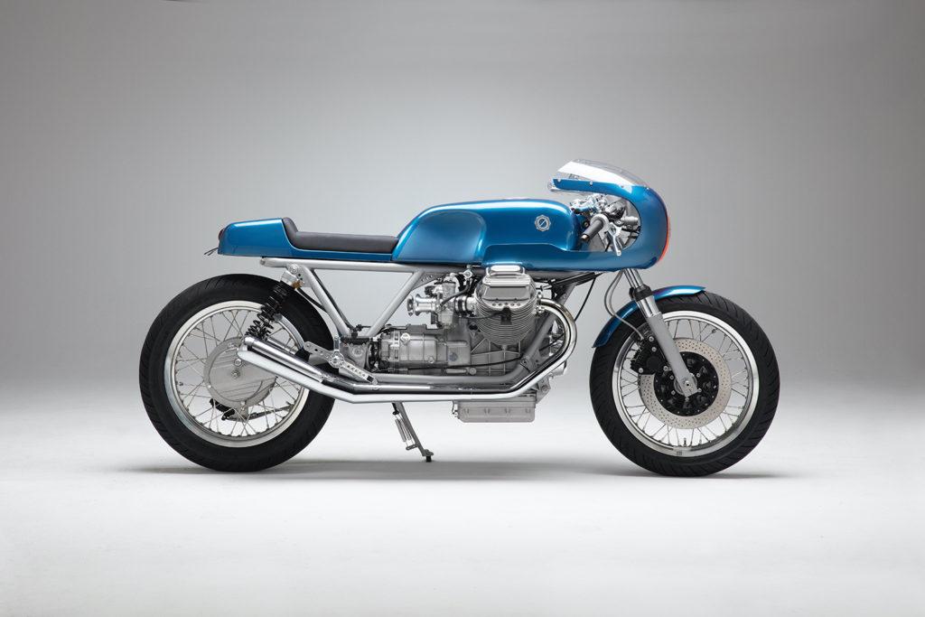 PERFEKTION: 1983 Moto Guzzi Le Mans 'KM33' by Kaffeemaschine.